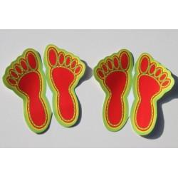 Stikker pieds