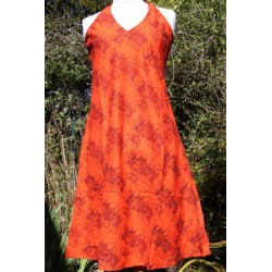 Robe coton indien(36 à 46)