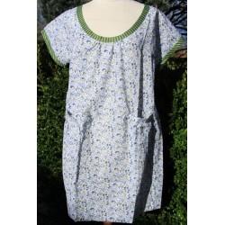 Robe courte d'été ou tunique