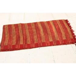 Plaid laine et acrylique