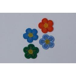 Motif à coudre fleur