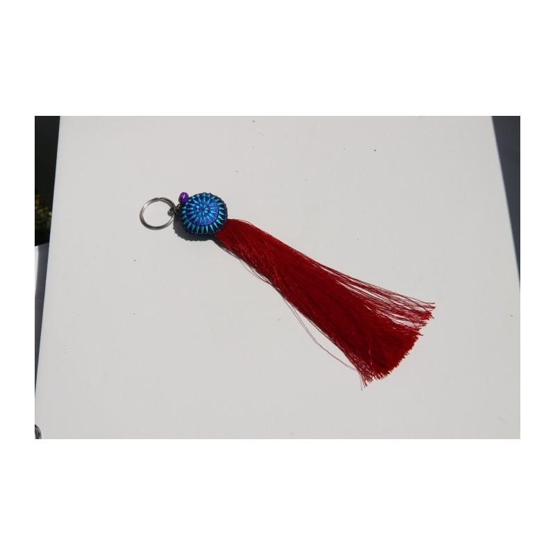 Bijoux de sac pompons