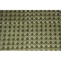 Tissu Voile de coton batik, coupon par 0.5 m