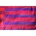 Plaid en laine acrylique