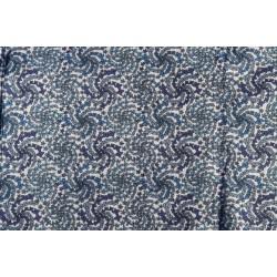 Tissu de coton indien