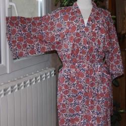 Kimono, Robe d'intérieur