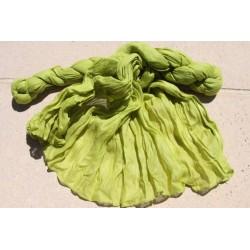 Echarpe coton