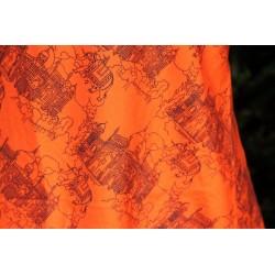 Robe coton indien