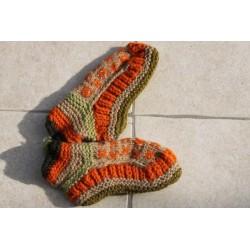 Chaussettes du Népal