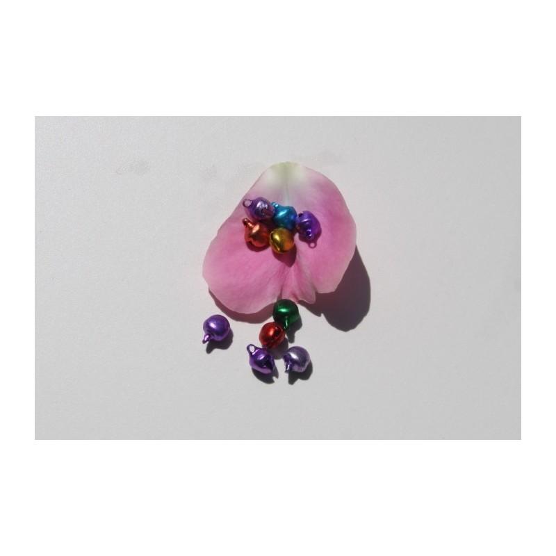 Grelos multicolores