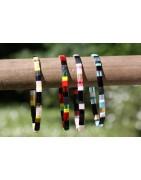 Bracelet fantaisie - Bracelet indien - Ethnique Création