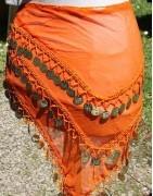 Bijoux bollywood, tika, écharpe danse - Ethnique Création