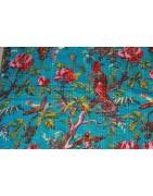 Textile ethnique de maison - Ethnique Création