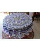 Nappe - textile maison - Ethnique Création