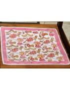 Housse et taie d'oreiller - Textile maison - Ethnique Création