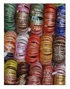 Bangles ou bracelets - Accessoires et saree - Ethnique création