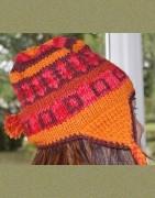 Gants, bonnet, chaussettes - Ethnique Création