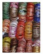 Bangles ou bracelets